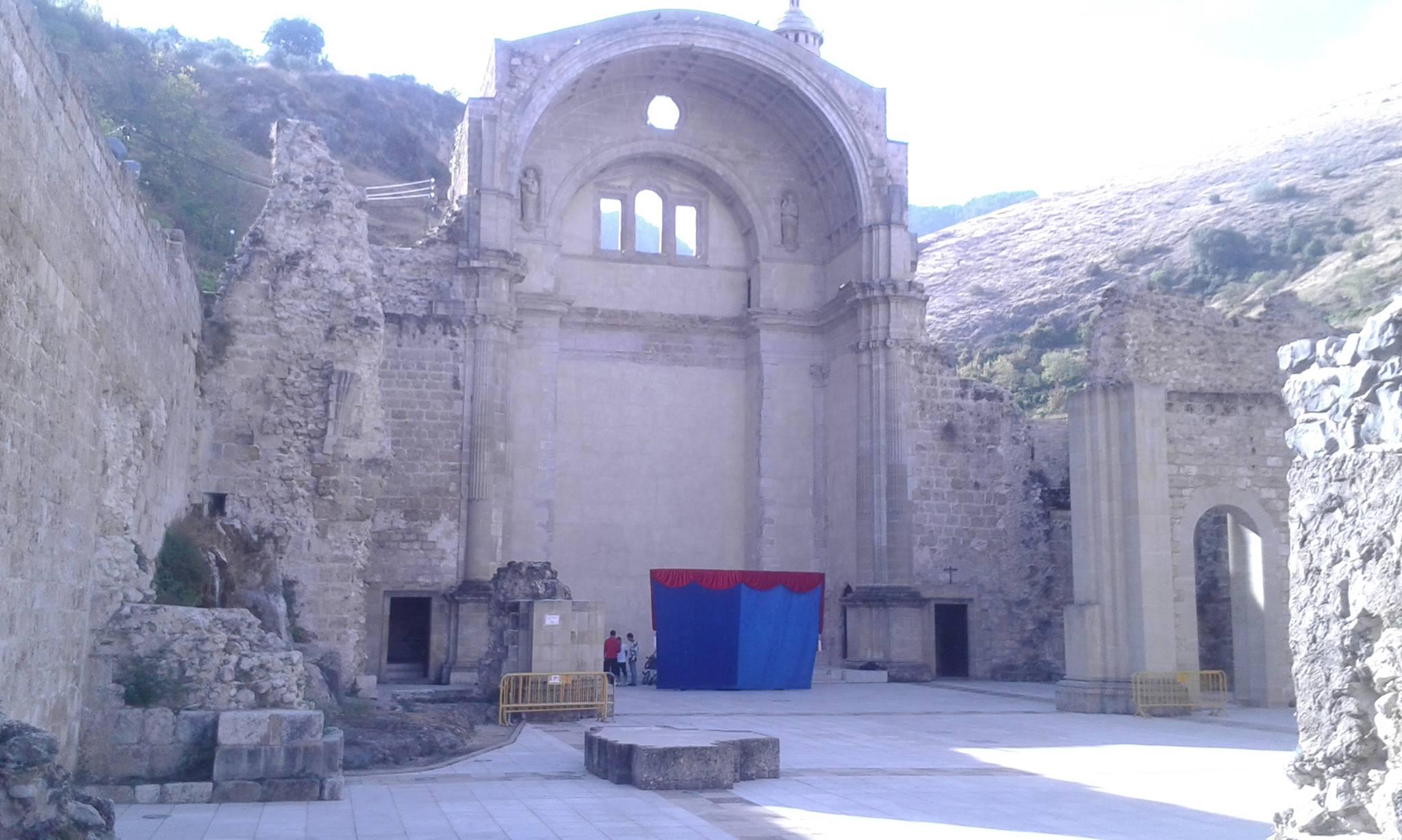 igreja ruina